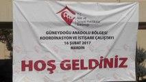 Güneydoğu Anadolu Bölgesi Koordinasyon ve Istişare Çalıştayı