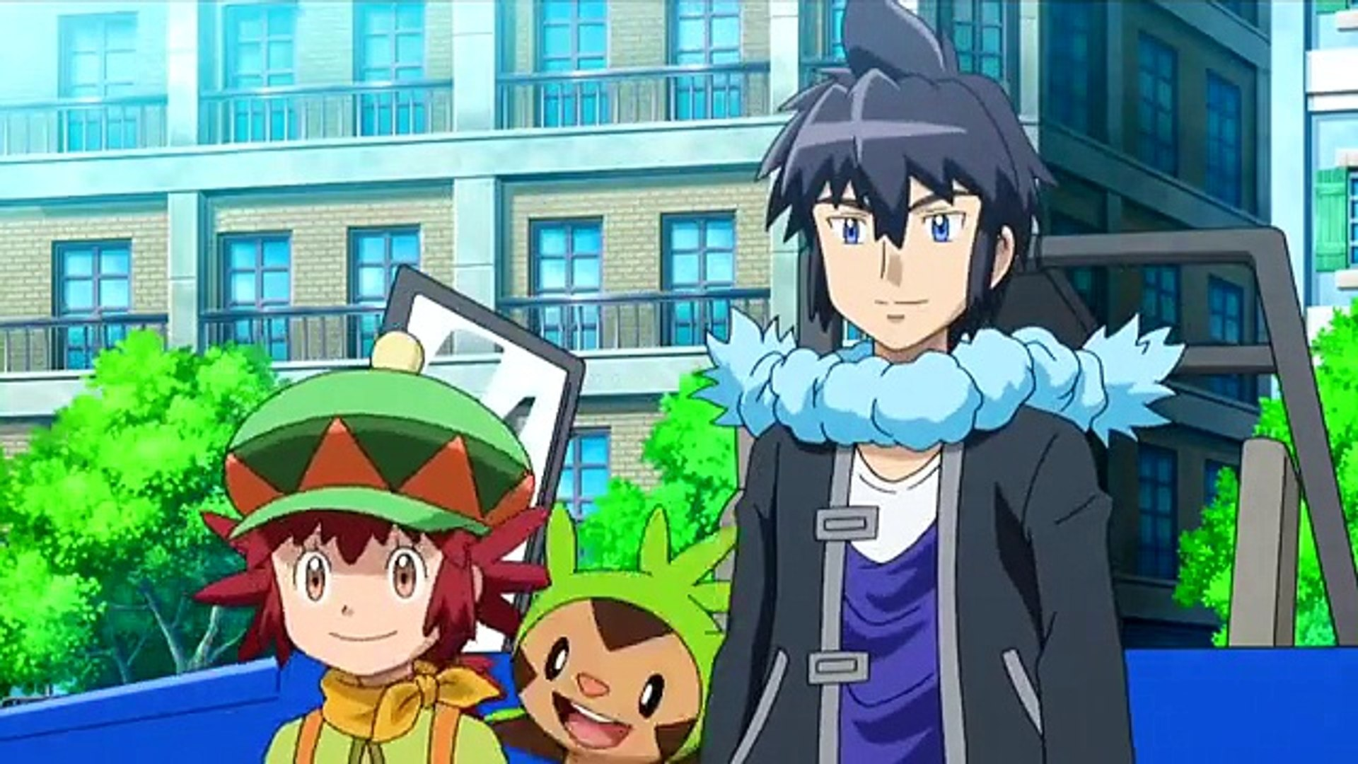 Pokemon Xyz 47 Video Dailymotion