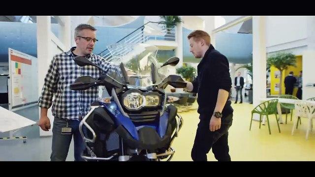 Beyond Borders: LEGO Technic BMW R 1200 GS Adventure // Design Concept Hover Ride