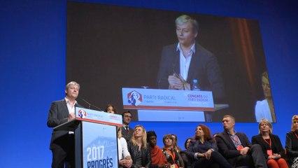 Retour sur le 116e CONGRES du Parti Radical