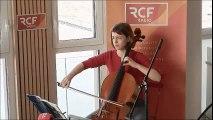 Les midis RCF - Noémi Boutin, violoncelliste