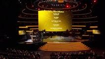 Megadeth gana su primer Grammy y organizadores ponen tema de Metallica al recibir el premio