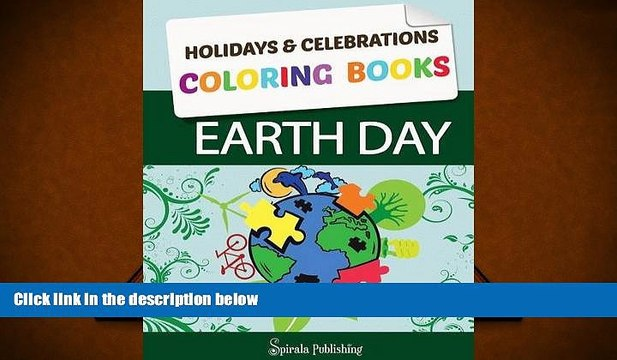 Audiobook  Earth Day Coloring Book: Earth Day Coloring Pages: Holidays   Celebrations Coloring