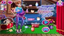Anna Embarazada Princesa Regalos Especiales: Frozen Juegos De Anna Embarazo De La Princesa De Los Regalos Especiales