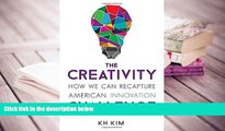 Audiobook  The Creativity Challenge: How We Can Recapture American Innovation Full Book