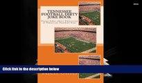 BEST PDF  Tennessee Football Dirty Joke Book: Funny Jokes about University of Tennessee Football