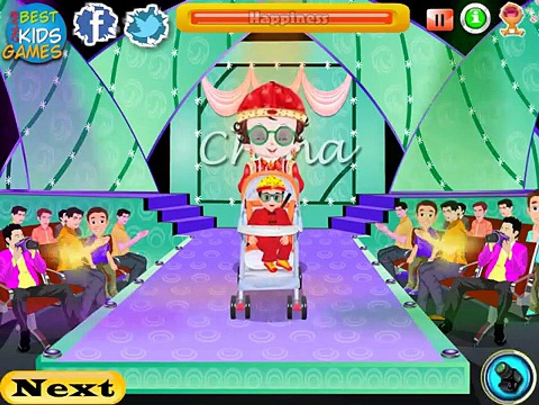 Детские Лиси показ мод лучшие игры для маленьких детей