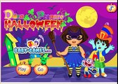 Dora Halloween Prepare - Top Dora Explorer Games new ♥ ♥ :-)