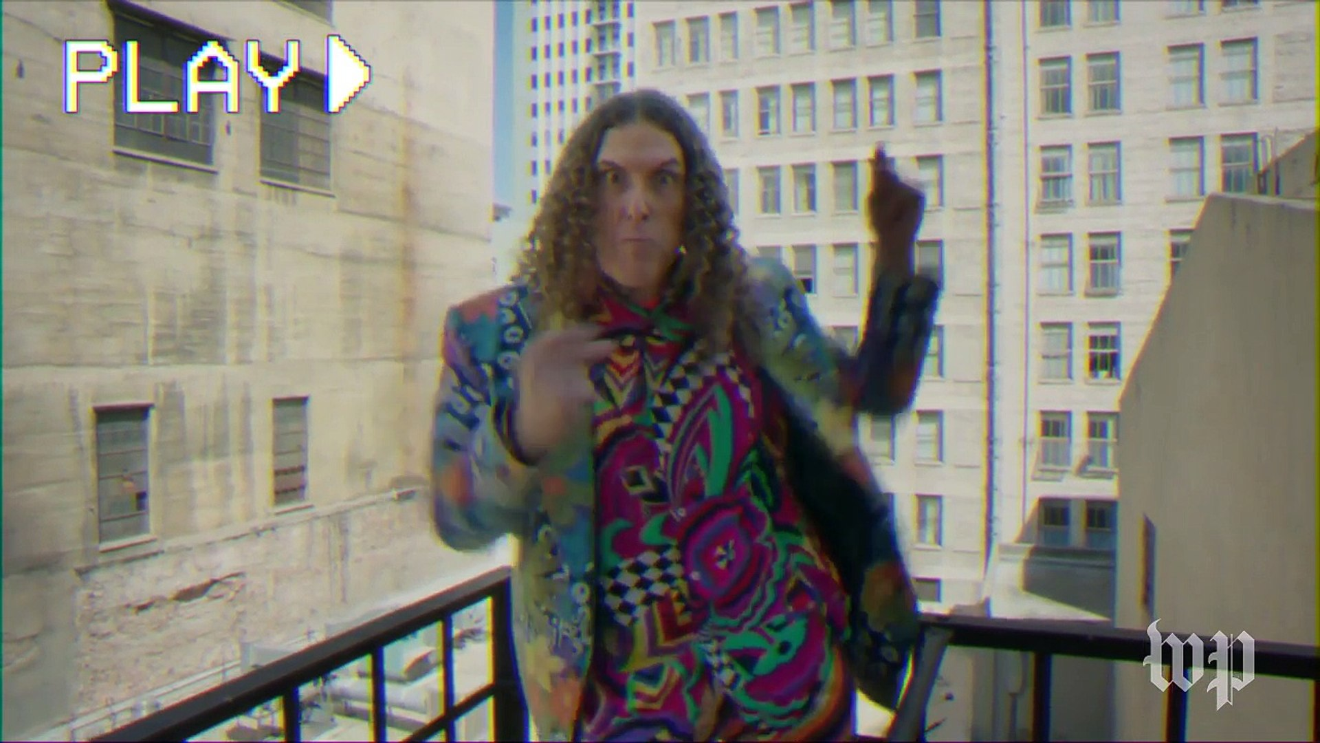 'Weird Al' breaks down his 'Tacky' video with Kristen Schaal and Jack Black