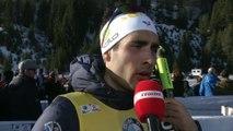 Biathlon - Mondiaux - Bleus : Martin Fourcade «Il n'y a pas mort d'homme»