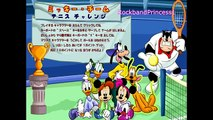 Disneys Mickey Mouse Table Tennis Sports Game
