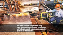 Greenpeace Links Beijing's Air Pollution Surge to Steel Factories -