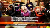 """Kids relieved that they no longer have to parent their parents may feel they have earned the right to think, """"Hey, we didn't have any fun during treatment so it should be party time now."""""""