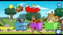 Гиппо Пеппа vende billetes de tren nuevo guiño de juego para los niños. Peppa Hippo Train