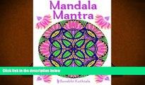 Audiobook  Mandala Mantra: 30 Handmade Meditation Mandalas With Mantras in Sanskrit and English