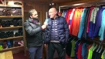 D!CI TV : Bernard Laporte a pris deux jours de vacances à Vars