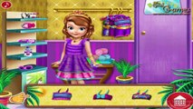 Disney Junior Juego Vestir A La Princesa Sofia Gamekids