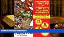 PDF  ANTI STRESS Livre De Coloriage Pour Adultes: Dragons Chinois Et Portes-Bonheur Asiatiques