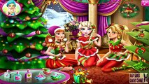 Disney Frozen Christmas Games - Frozen Christmas Party - Baby Videos Games For Girls