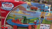 Thomas and Friends toys Thomas the Tank Engine toy Trains Kids Video Kids Channel ToysReview