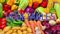 Learn Vegetables Names For Children   Learning Vegetables For Kids Toddlers Preschool In English