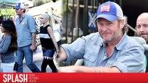 Blake Shelton ne voulait pas monter sur les montagnes russes à Disneyland