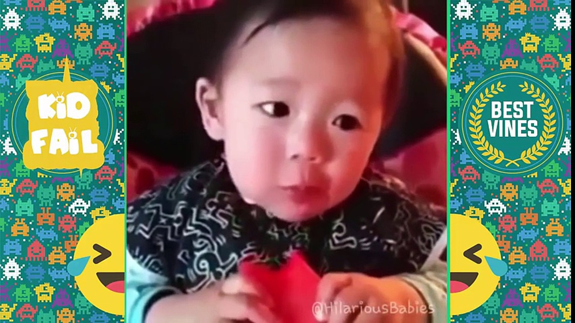 FUNNY KIDS - BEST KIDS FAILS   FUNNY KIDS FAILS TRY NOT TO LAUGH OR GRIN COMPILATION #01