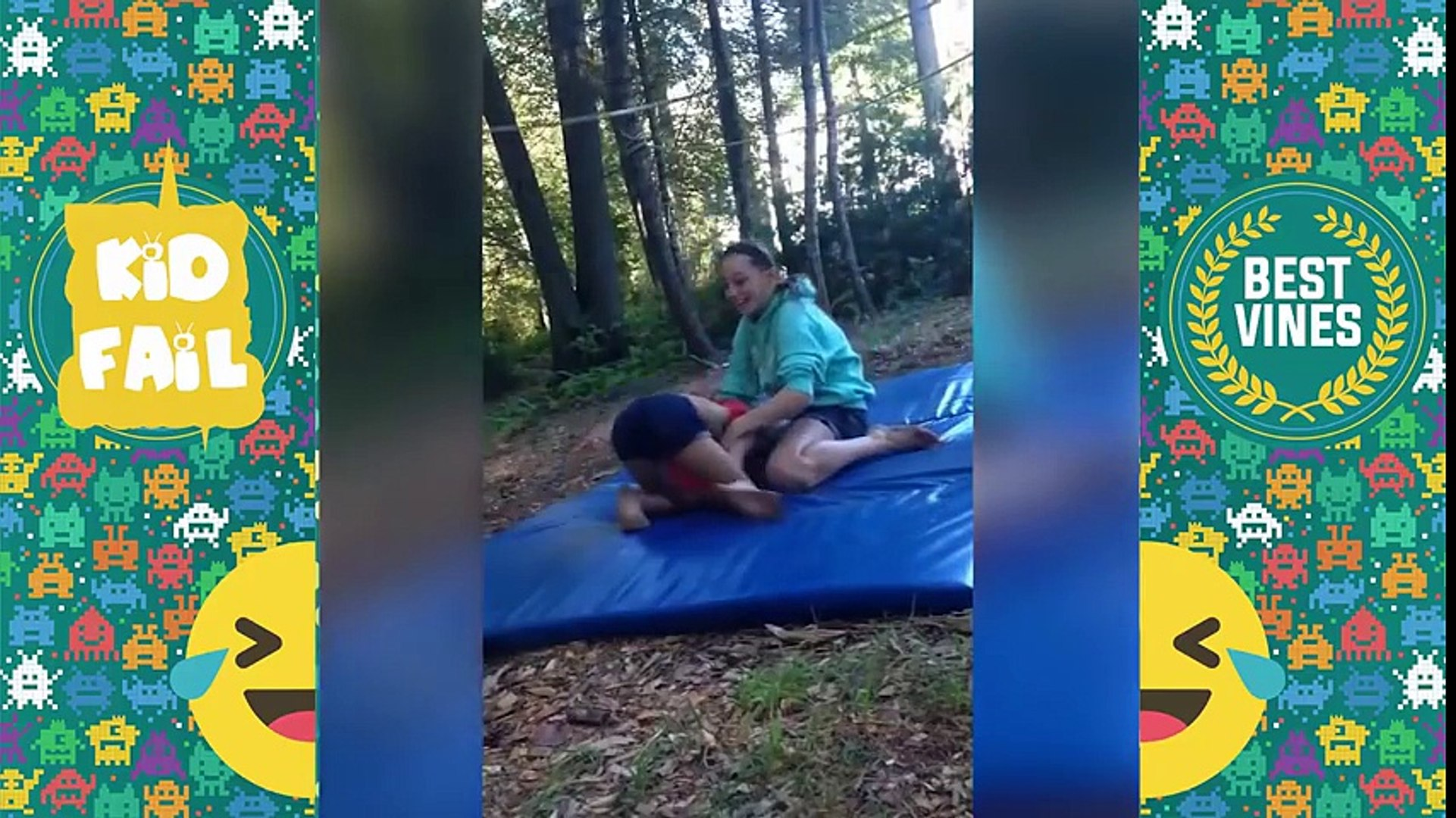 FUNNY KIDS - BEST KIDS FAILS   FUNNY KIDS FAILS TRY NOT TO LAUGH OR GRIN COMPILATION #02