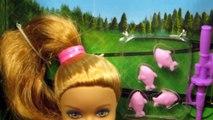 Camping Stacie Doll / Stacie na Kempingu - Barbie Sisters / Siostry Barbie - www.MegaDysko