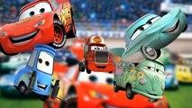 #Disney Cars #Disney cars dedo de la familia Rimas #Dedo de la familia de las Canciones de #Coches Dedo de la Familia