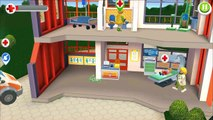 Playmobil interactive Childrens Hospital Kids Games - Fun Doctor Games For Kids & Familie