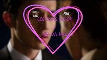 [korean drama kiss] Lee Dong Wook & Lee Da Hae in Hotel King  Korean Drama