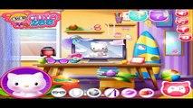 Детская игра Хейзел видео -Хелло Китти летние каникулы новые фильмы новые
