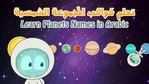 Aprender los Nombres de los planetas en francés para los Niños a aprender los nombres de los planetas en francés para niños