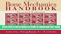 Books Bone Mechanics Handbook, Second Edition Free Books