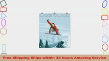 Snowboarder Jumping  Lake Tahoe California 24x36 Giclee Gallery Print Wall Decor Travel cc215261