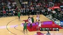 Robin Lopez Spins & Throws It Down _ Celtics vs Bulls _ February 16, 2017 _ 2016-17 NBA Season-EFwQltyGGxQ