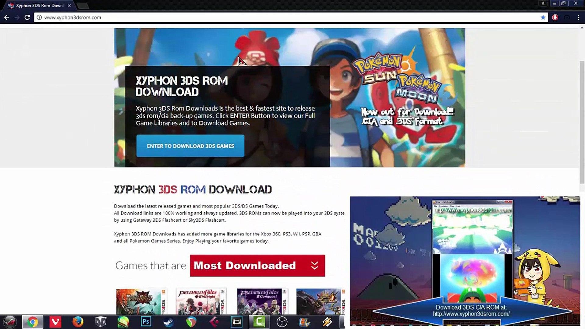 How To Play Mario Luigi Dream Team For Citra 3ds Emulator Pc