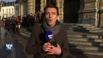 Des manifestants anti-Fillon évacués à Tourcoing