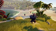 """Sea of Thieves - Bande-annonce """"Technical Alpha Update 011 : Taming New Seas"""""""