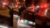 Un français percute un scooter à Amsterdam et refuse de faire un constat
