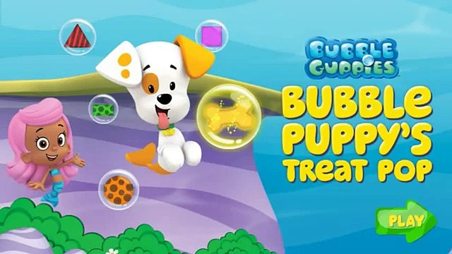 Bubble Guppies Full Episodes English New new HD Bubble Guppies Bubble Puppys Treat Pop Nick Jr