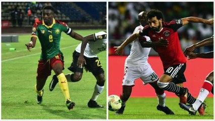 Cameroun Egypte sous fond de retrouvailles (Diaporama sonore)