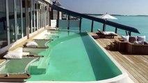 Cet hôtel de luxe installe un toboggan pour relier directement une chambre avec la mer !