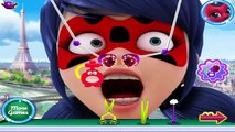 Miraculous Ladybug VS Cat Noir Dress Up Games Compilation
