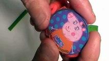 Play Doh huevos Sorpresa Playdo de peppa pig de plastilina Huevos Sorpresa