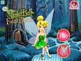 Cuento De Hadas Bebé Tinkerbell Bosque De La Tormenta – Los Mejores Juegos De Disney Para Las Niñas – Tinkerbell Cuidado
