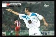 27.09.1994 - 1994-1995 UEFA Cup 1st Round 2nd Leg Olympique Marsilya 3-0 Olympiacos FC