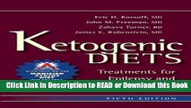 Books Ketogenic Diets: Treatments for Epilepsy and Other Disorders Free Books
