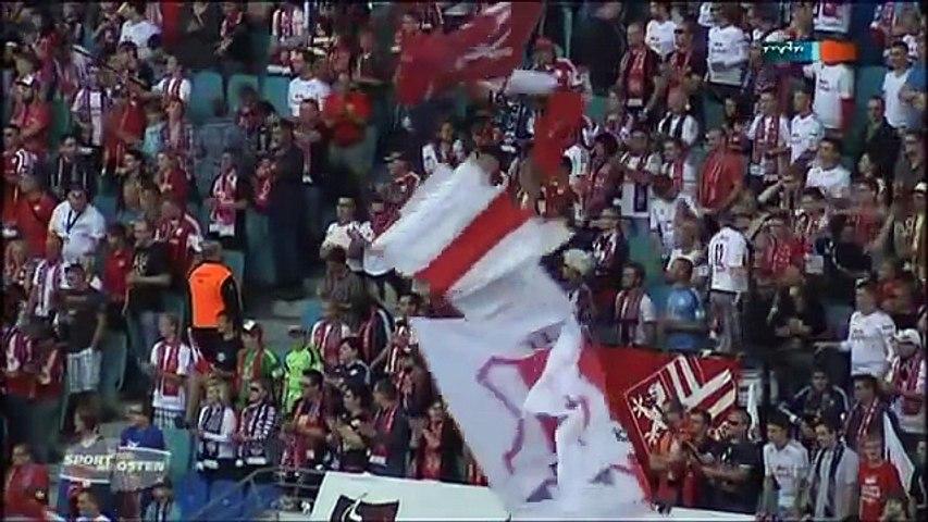 L'incroyable but de Leipzig face à Stuttgart en 2013, en attaquant sur le coup d'envoi avec une tactique en 2-0-8